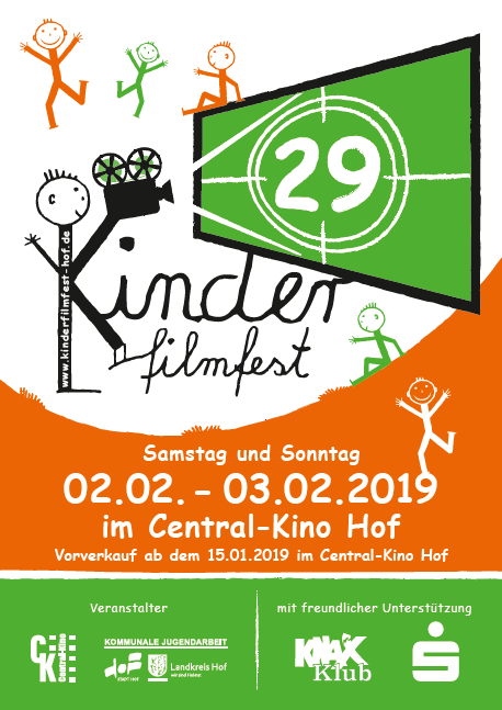 Kinderfilmfest (auch So.)